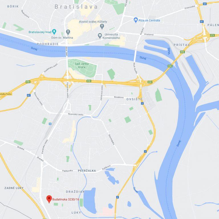 Virtuálne sídlo Bratislava 5
