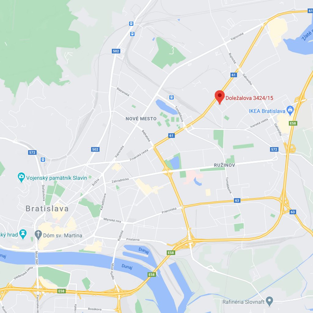 Virtuálne sídlo Bratislava 2