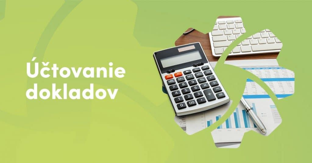 Účtovanie dokladov